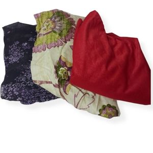 Mixed Lot Of Fabric